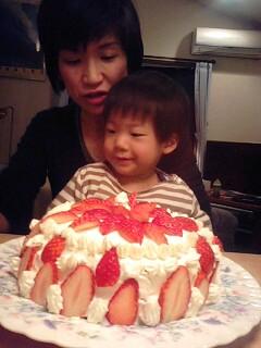 でも、やっぱりケーキだね♪