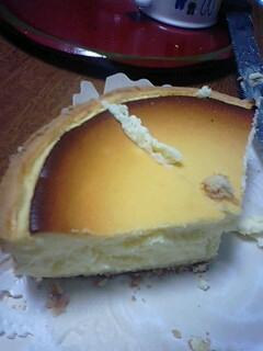 エピナールのチーズケーキ
