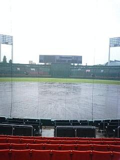 あぁ、広島市民球場。